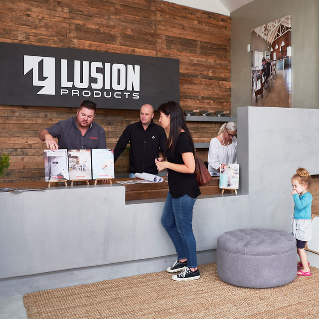 Lusion Products In Port Elizabeth Eastern Cape Showroom