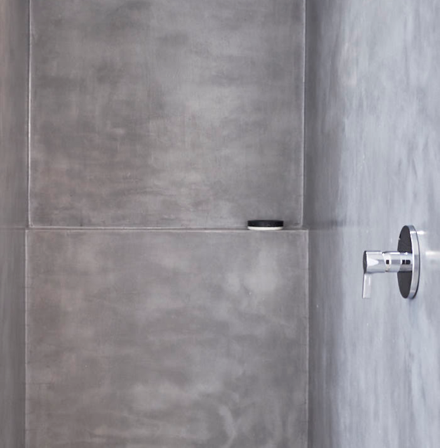 Grey Stucco Shower Wall Plaster Products Supplied By Lusion Products